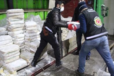 İran sınırında 600 kilo eroin ele geçirildi