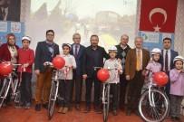 İzmit'te 423 Öğrenci Daha Bisikletine Kavuştu