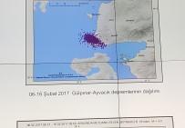 KANDILLI - Kandilli Rasathanesi'nden Açıklama Açıklaması 'Çanakkale Depremleri 15 Gün Daha Devam Edebilir'