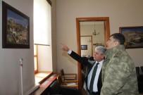 KARA KUVVETLERİ KOMUTANI - Kara Kuvvetleri Komutanı Orgeneral Salih Zeki Çolak, Vali Rahmi Doğan'ı Ziyaret Etti