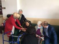 VATANDAŞLıK - Karadağ'dan Huzurevi Ziyareti