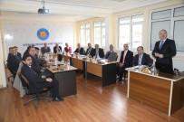 ERTUĞRUL ÇALIŞKAN - Karaman'da İstihdam Seferberliği Toplantısı Yapıldı