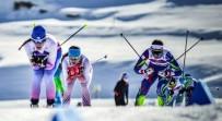 KANDILLI - Kayaklı Koşuda Zafer Rusya'nın