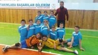 Küçük Erkekler Hentbol Şampiyonu Ortahisar Ortaokulu Oldu