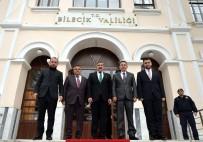 ESNAF VE SANATKARLAR ODASı - Kültür Ve Turizm Bakan Yardımcısı Yayman Bilecik'te