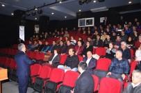 İŞ GÜVENLİĞİ - Kuşadası'nda Belediye Personeline Seminer
