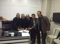FEDERASYON BAŞKANI - Kütahyalı Dernekler Federasyon Çatısı Altında Birleşti