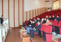 EĞİTİM FAKÜLTESİ - Kütüphaneden Eğitim Programı