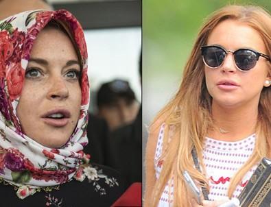 Lindsay Lohan ülkesine dönmekten korkuyor!
