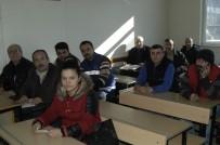 MESLEKİ EĞİTİM - Malkara'da Kalfalık Ve Ustalık Sınavları