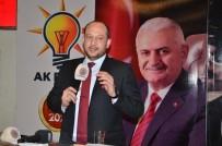 Manisa AK Parti'de Erdem İstifasını Sundu