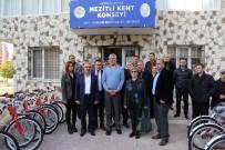 BİSİKLET - Mezitli Belediyesi'nden Meclis Üyelerine Bisiklet