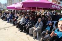 DANS GÖSTERİSİ - Mezitli'de Gülbahar Özmen Aktif Yaşlanan Evi Açıldı