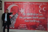 MHP Pazaryeri İlçe Teşkilatı Kapatıldı