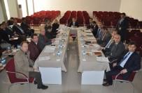 MILLI EĞITIM MÜDÜRLÜĞÜ - Milas'ta Hayat Boyu Öğrenme Ve İş Birliği Komisyonu Toplantısı Yapıldı