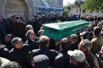 TOLGA ÇANDAR - MİTSO Eski Başkanlarından Ali Mat Toprağa Verildi