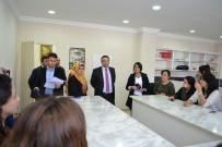 KıZıLKAYA - Müdür Kızılkaya'dan Aile Destek Merkezine Ziyaret