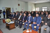 TURGAY ALPMAN - Müftülükten Aylık Personel Toplantısı