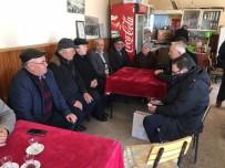 ERSOY ARSLAN - Muhtarlıklar Dairesi Sorunları Yerinde Görüyor