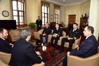 NATO Komutanları Büyükşehirde