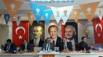 EMRAH ÖZDEMİR - Niğde'de Belediye Başkanları Toplantısı Yapıldı