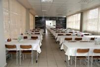 İKİNCİ ÖĞRETİM - ODÜ'de Yemekhane Kapasitesi Arttı
