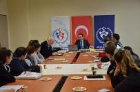 FIKSTÜR - Okul Sporları Basketbol Gençler Yarı Final Müsabakalarının Teknik Toplantısı Gerçekleştirildi