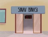 KURAL İHLALİ - ÖSYM'den YGS adaylarına özel animasyon film