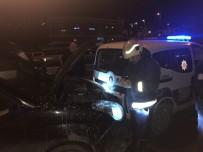 KÖPRÜLÜ - Polisten Kaçtılar Yakalanınca ''Uyuşturucunun Etkisindeyiz'' Dediler