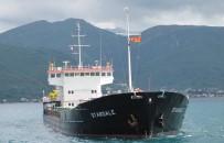 DEMIRLI - Sahipsiz Gemi Gemlik'i Tehdit Ediyor