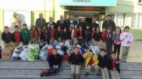 Salihlili Öğrencilerden Depremzedelere Yardım Eli