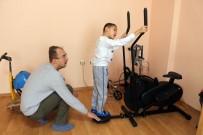 Serebral Palsi Hastası Ali İhsan'a Yardımseverlerden Destek Geldi