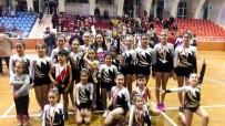 SOLMAZ - Sökeli Cimnastikçilere 14 Madalya 2 Kupa