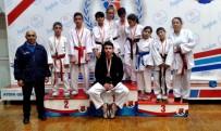 GÖKPıNAR - Sökeli Karateciler Aydın'dan 9 Madalyayla Döndü