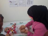 ARSLAN YURT - Suriyeli Çocuklara Aşı Uygulaması