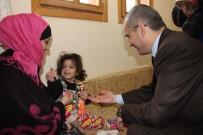 Suriyeli Çocuklara Aşı Yapıldı