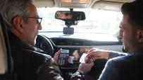 KREDI KARTı - Takside Kredi Kartı Ve İnternet Dönemi