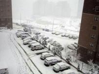 Trabzon'da Kar Yağışı Hayatı Olumsuz Etkiliyor