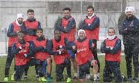 ERSUN YANAL - Trabzonspor Kar Altına Çalıştı