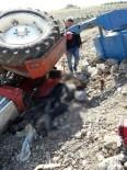 YENIYURT - Traktör Altında Kalan Sürücü Öldü