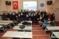 MESLEKİ EĞİTİM - Trakya Kalkınma Ajansı Genel Sekreteri Şahin Açıklaması 'Türkiye'yi Beraber Kalkındıralım'