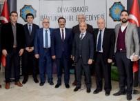 AKREDITASYON - TSE Ve EUROGAP'tan Başkan Atilla'ya Ziyaret