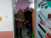 Tuzlukçu'da Akıl Ve Zeka Oyunları Sınıfı Açıldı