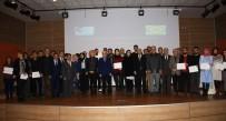 Uygulamalı Girişimcilik Eğitimi Sertifika Töreni Yapıldı