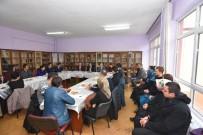 MEHMET AKTAŞ - Vali Aktaş, Aday Öğretmenlerle Bir Araya Geldi
