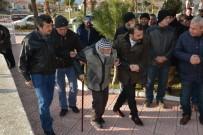BAYRAM YıLMAZ - Yargıtay 18. Hukuk Dairesi Başkanı Mustafa Aysal'ın Acı Günü