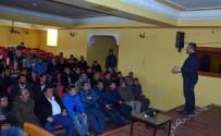 TAPU KADASTRO - Yıldızeli'nde Pancar Üreticilerine Yönelik Seminer Düzenlendi