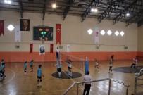 GÖKMEN - Yıldızlar Voleybol Ligi Başladı
