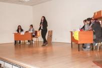 Yunak'ta 'Haydi Konuş Bakalım' Münazara Yarışmasında Final Yapıldı