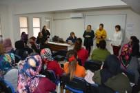 Yunusemreli Bayanlara Mikrokredi Anlatıldı